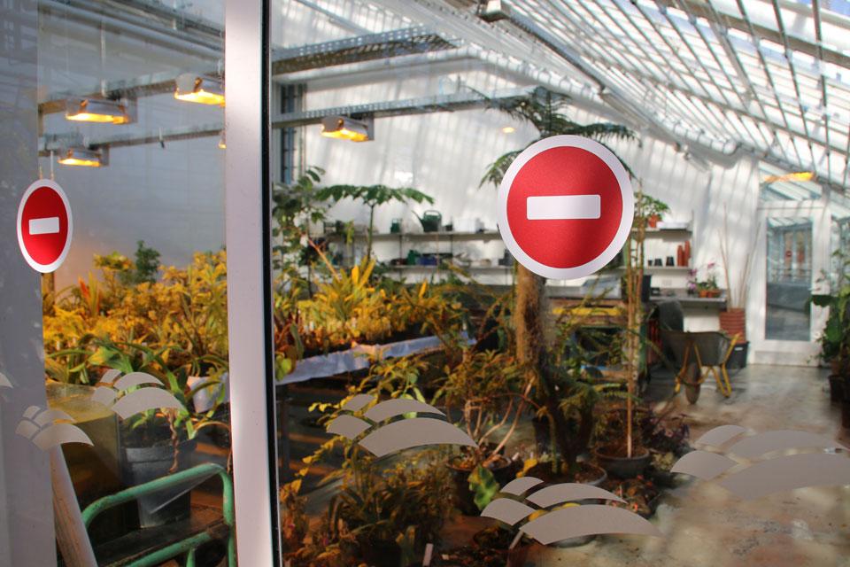 Ботанический сад г. Орхуса