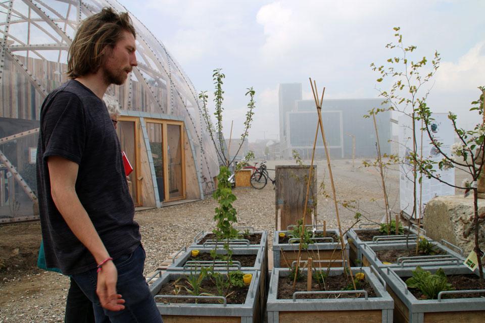 Mathias Bartholomæussen занимается подбором растений