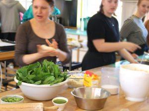Блюда из черемши – мастер класс