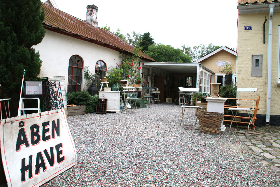 Åben Have / Открытый сад