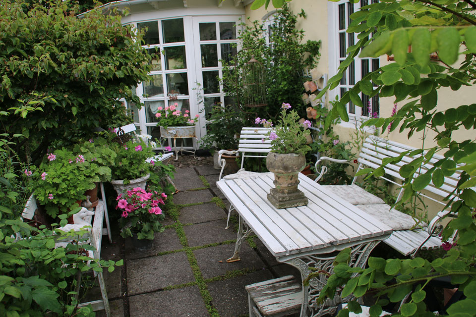 Сад в стиле ренессанс: