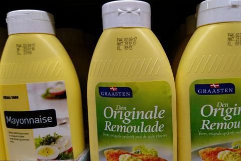 Майонезы на основе масла рапса