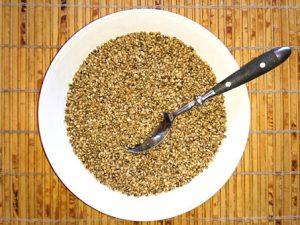 Продукты питания из конопли в Дании