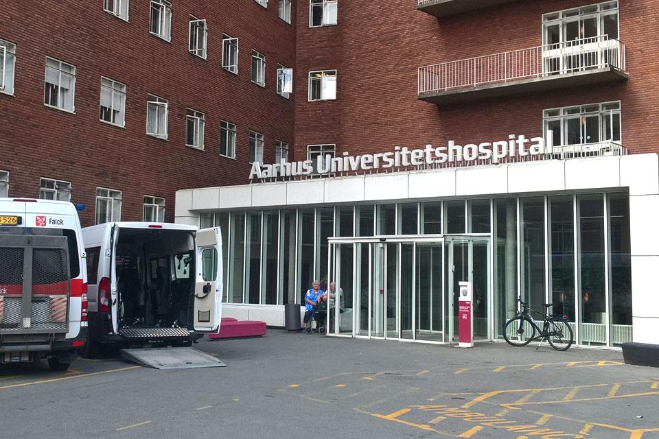Университетская больница г. Орхус, Дания
