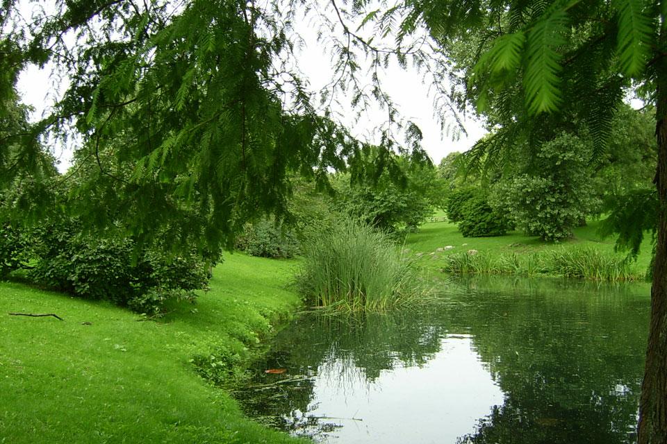 Ботанический сад Орхус, Дания