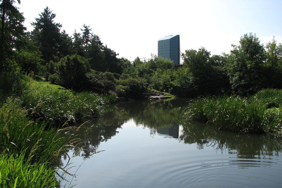 Ботанический сад, Орхус, Дания