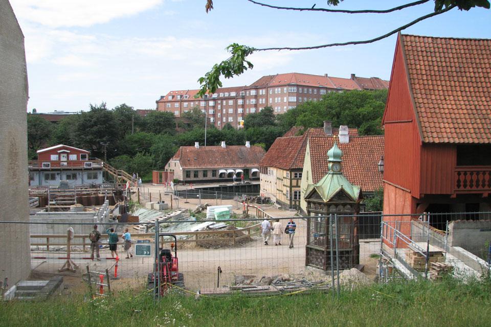 Музей Старый Город (Den Gamle By), Орхус, Дания