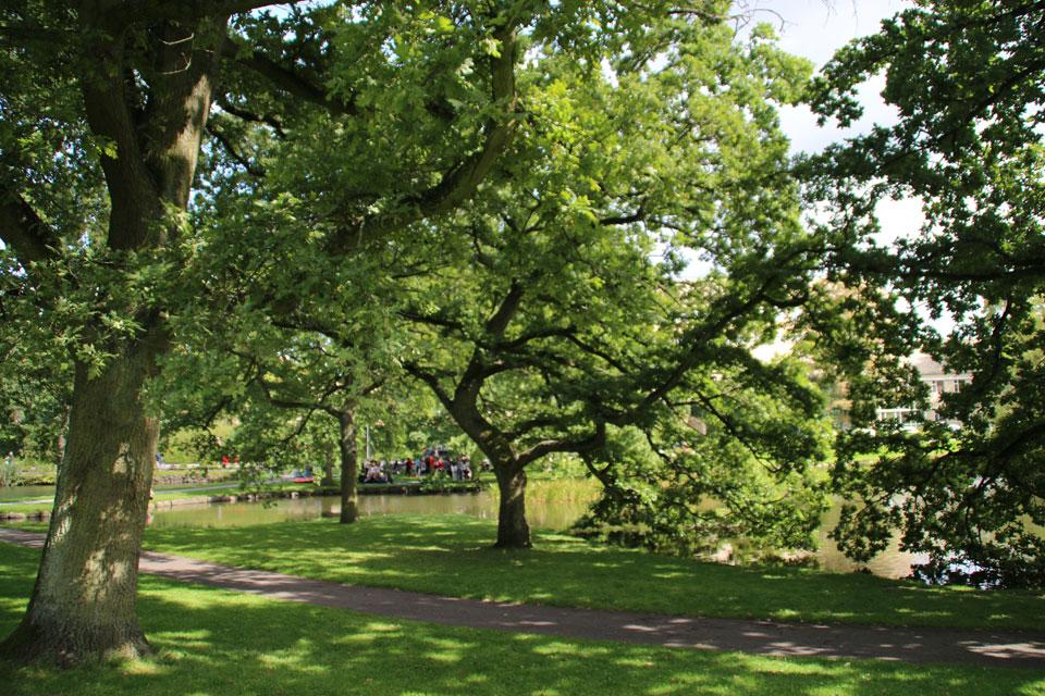 Парк Орхусского университета