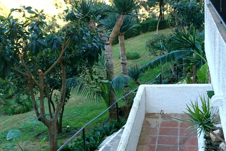сад жилищного комплекса коста-дель-соль, Испания
