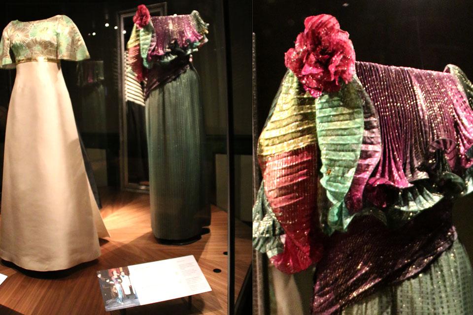 Легкое воздушное платье Тиволи с большим цветком