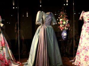 Цветочный гардероб королевы Маргрете