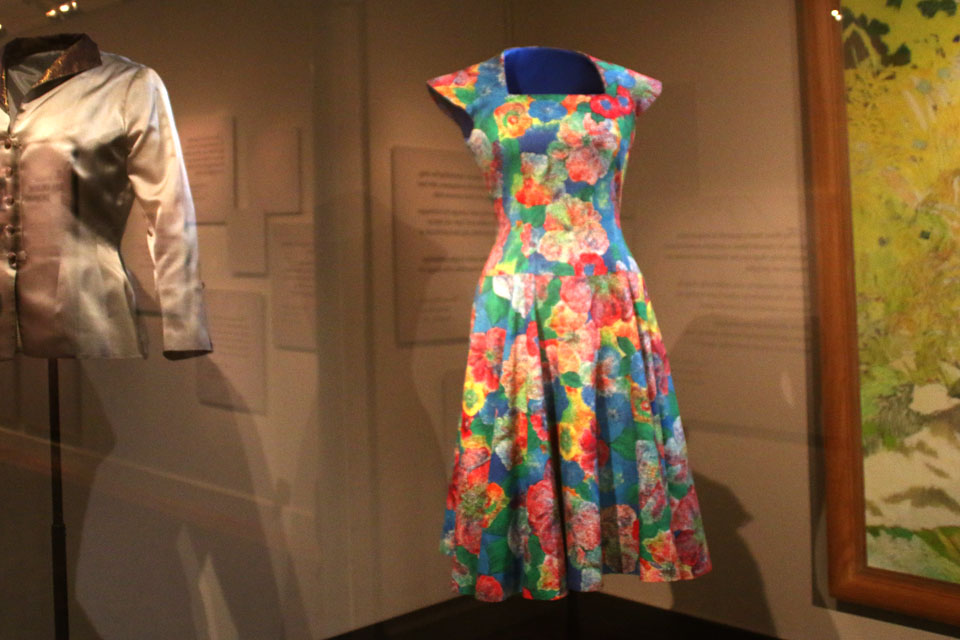 Цветочный гардероб королевы Маргрете II
