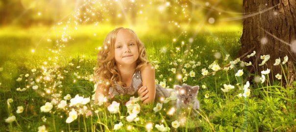 Цветы маленькой Иды - сказка Андерсена Г. Х.-из золотого архива сказок великого сказочника Датского королевства, 1835 год (Den lille Idas blomster - H.C. Andersen)