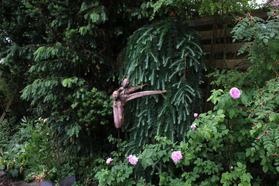 Старые коряги в новых ролях - стали привлекательным предметом декора