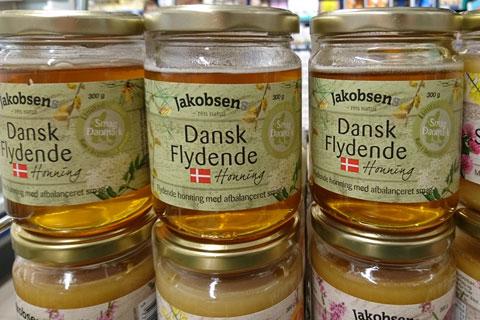 бузиновый мед