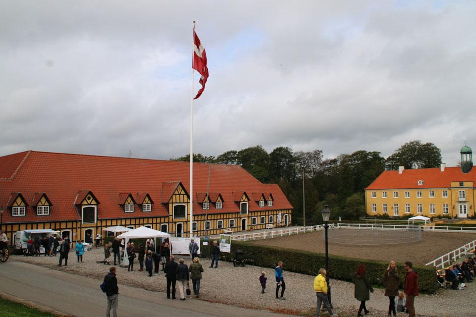 поместье Мёллеруп (Møllerup Gods)