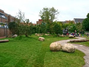 Экспериментальный парк Ратуши Оддер