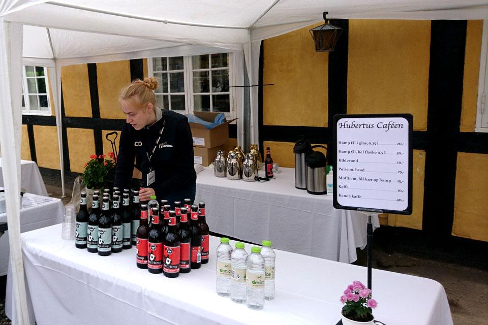 первое датское пиво из конопли Marks Stig & Møllerup