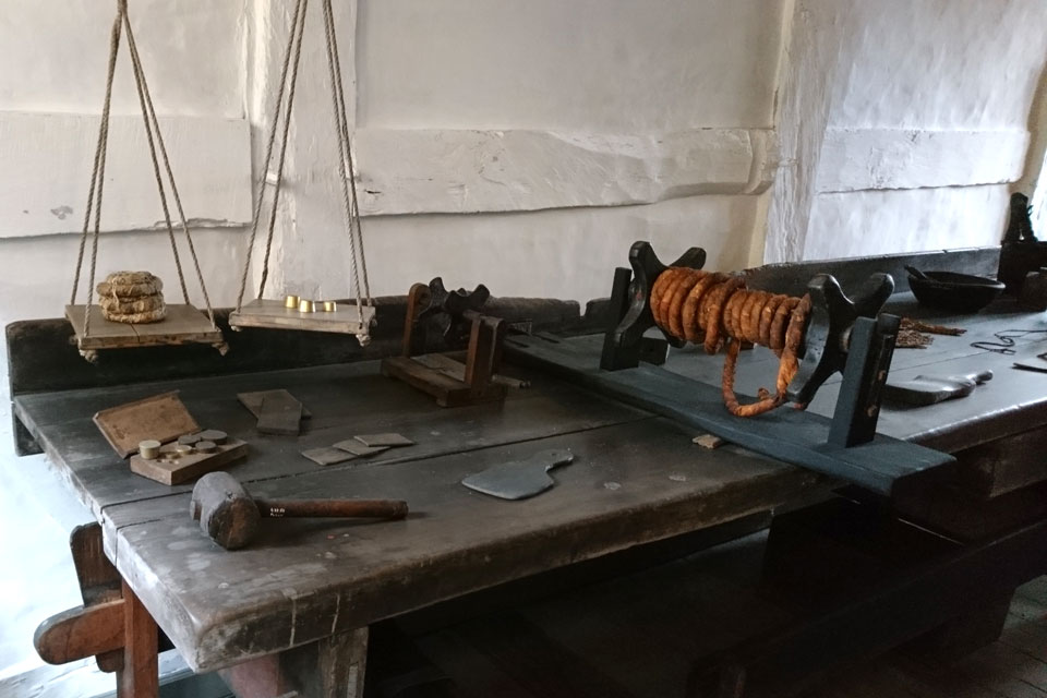 Табакокрутильная мастерская