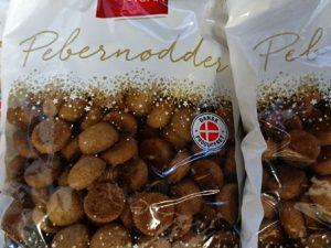 Перечные орешки – датское рождественское печенье
