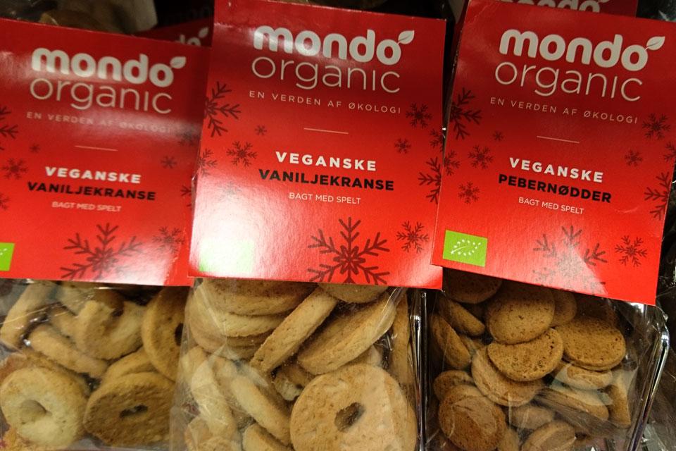 Рождественское печенье для веганов