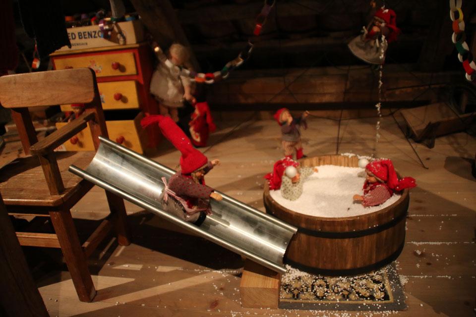Датские рождественские духи ниссе – nisse - любят кашу