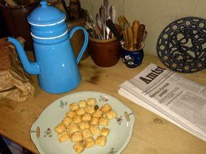 Финский хлеб – датское печенье