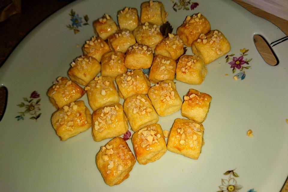 Финский хлеб - датское печенье, испеченное по старому рецепту