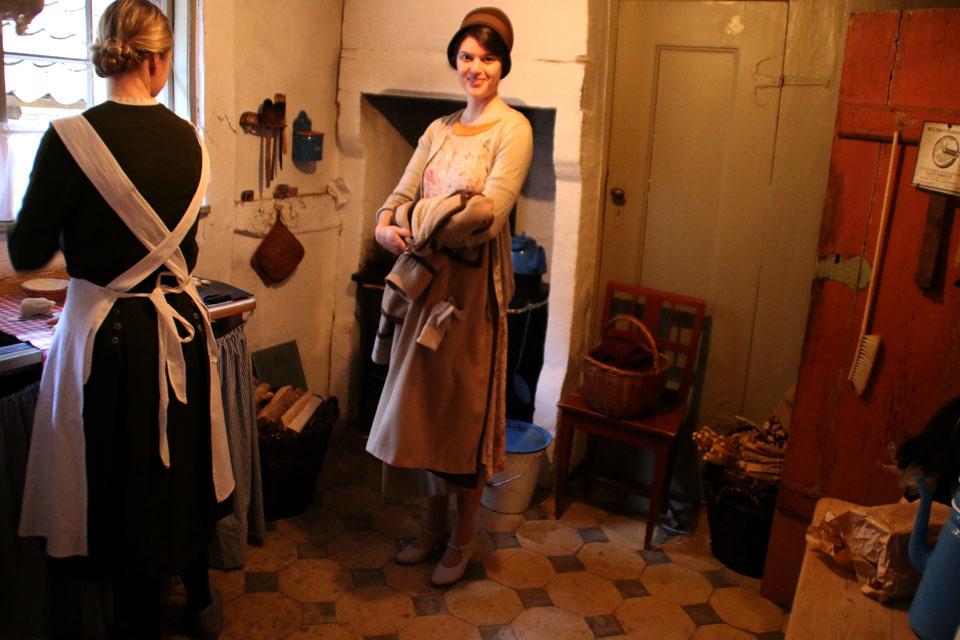 На старой кухне, где пекут традиционное датское печенье