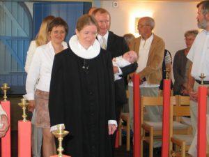 Крещение в Дании и имя Вальдемар