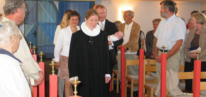 Крещение моего сына и имя Вальдемар 3sept2006 Åby kirke www.florapassionis.com