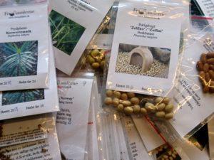 Общество коллекционеров семян Дании