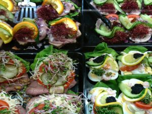 Смёрребрёд – датский бутерброд