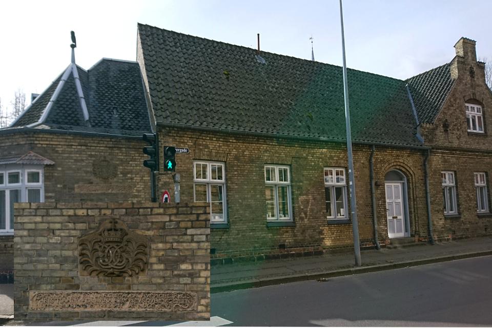Латинская школа в г. Хорсенс (Horsens Latinskole)