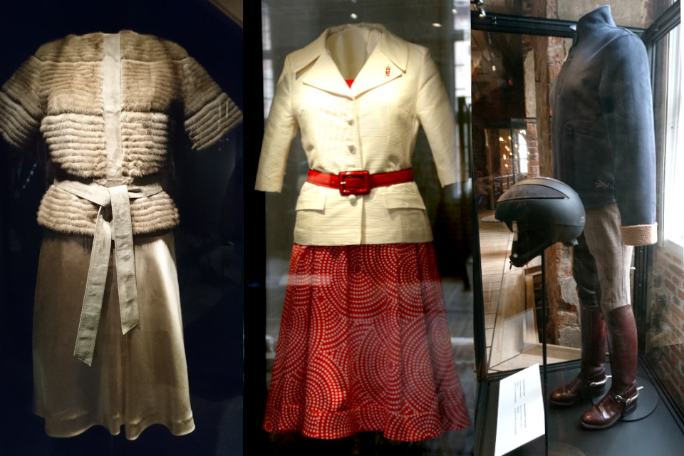 Одежда датской принцессы Бенедикта