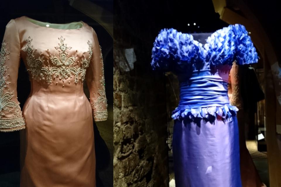 Вечерние платья датской принцессы Бенедикта