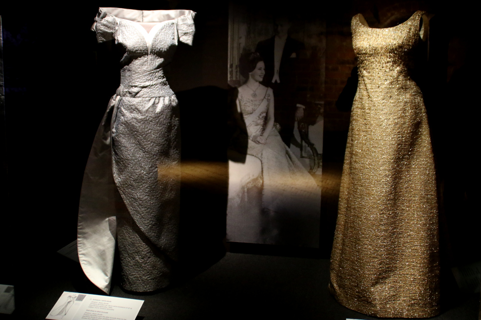Платья датской принцессы Бенедикты
