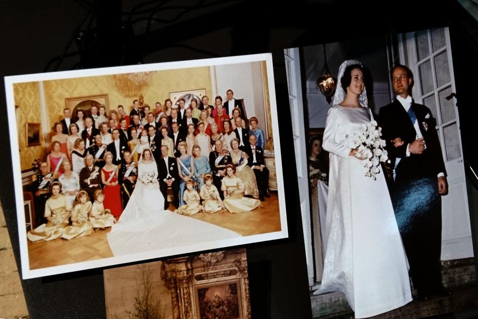 Фотографии со свадьбы Бенедикты