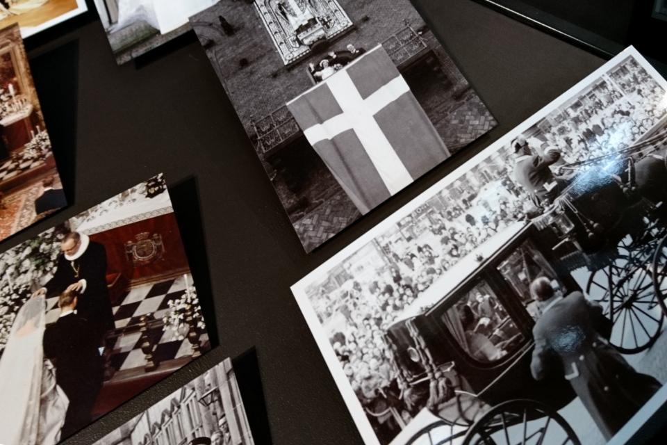 Фотографии со свадьбы Бенедикты в Дании