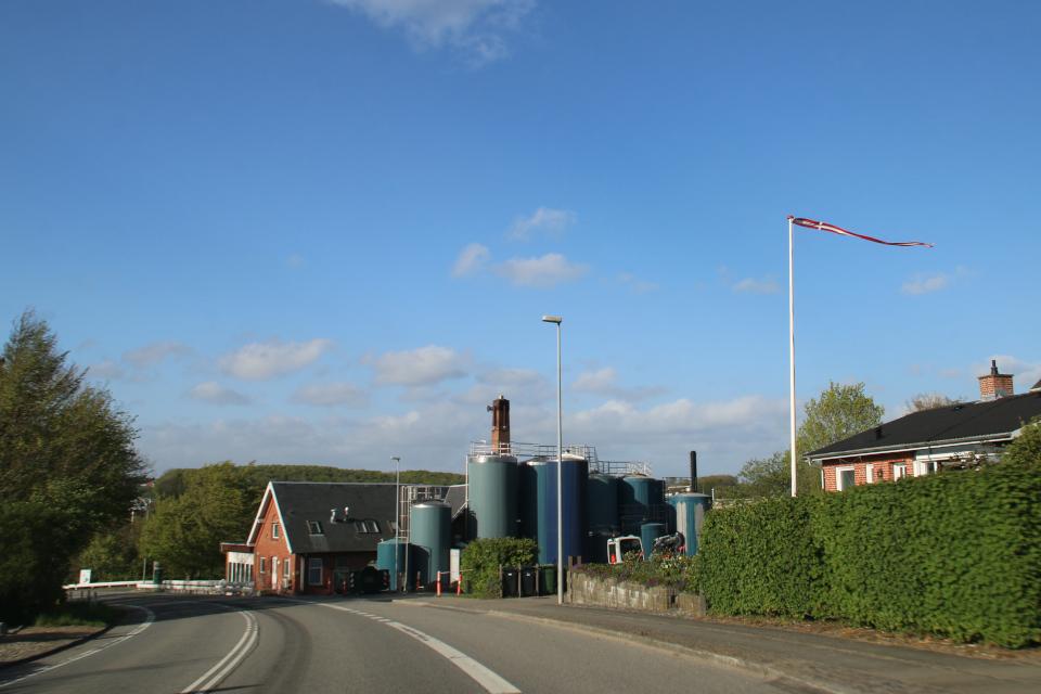 Молочная фабрика Арла / Arla