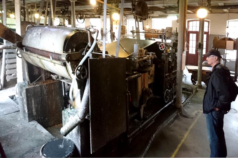 Оборудование бумажной фабрики Брунсхоб (Bruunshaab Gl. Papfabrik)