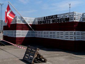 Морской музей в контейнерах