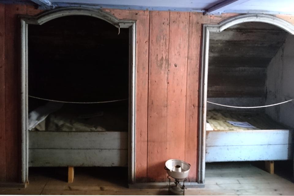 Спальни для рабочих. Фото 27 июн. 2019, Эбельтофт / Ebeltoft, Дания