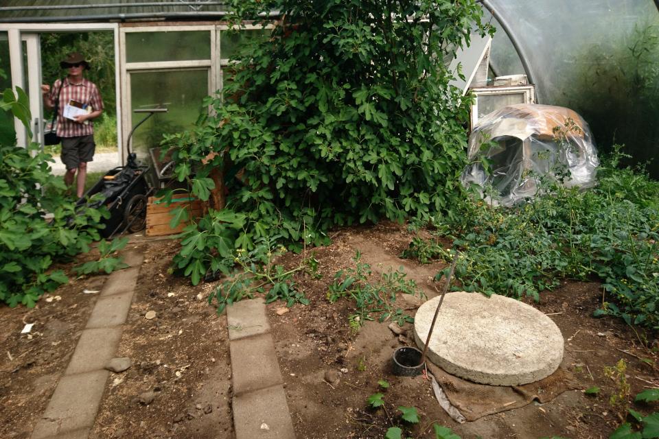 Очистная установка для сточных вод - собственная канализация в экопоселении Фриланд
