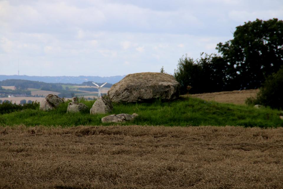 Археологический комплекс Агри или Гровлегорд (Agri или Grovlegård-dyssen)