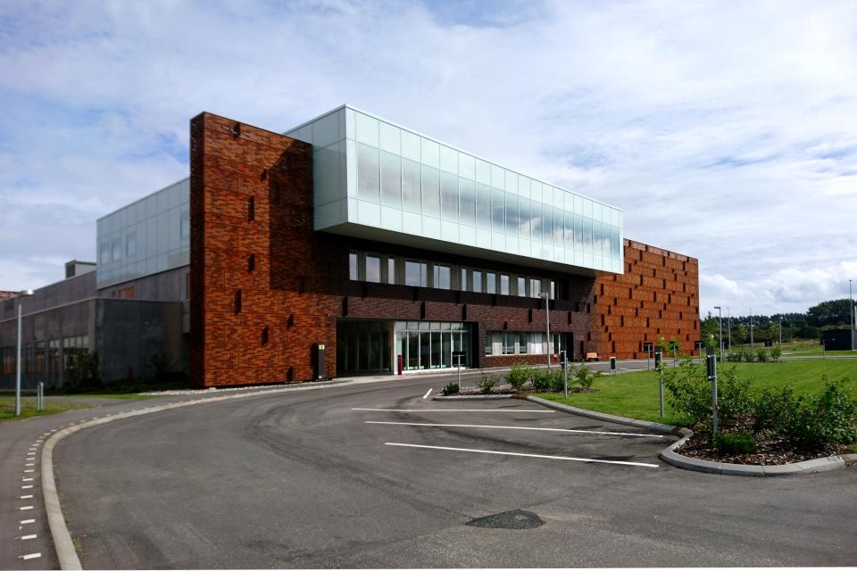 Здание, в котором расположено отделение лучевой терапии / радиоонкологии