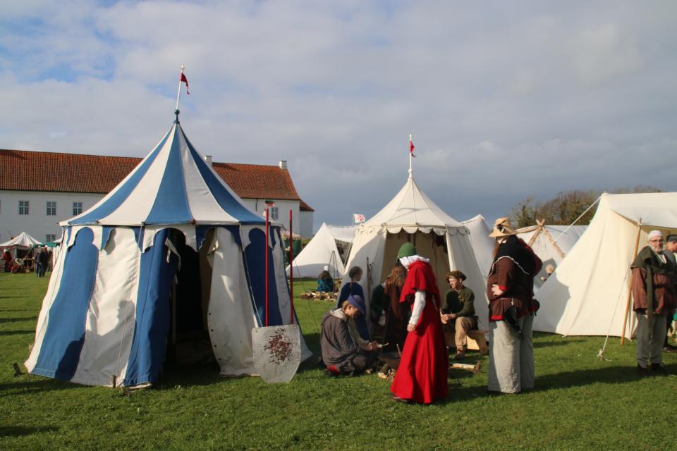 Живое Средневековье - Средневековый фестиваль в монастыре Витскол