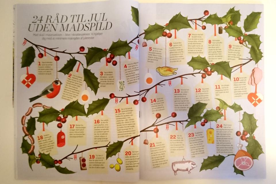 24 совета для взрослых в декабрьском номере журнала Самвирке / Samvirke