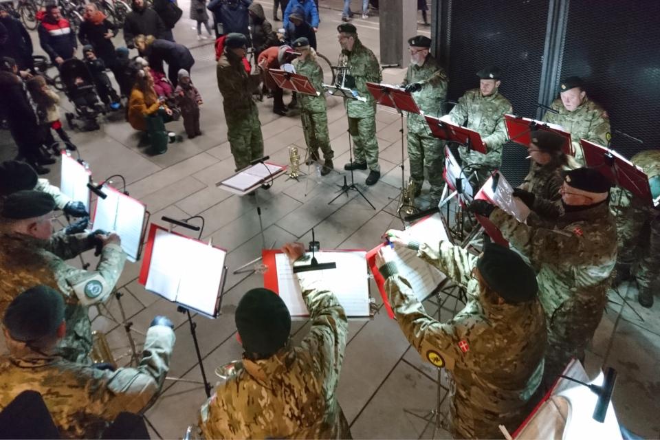 Оркестр народного ополчения (Hjemmeværnet / HJV)
