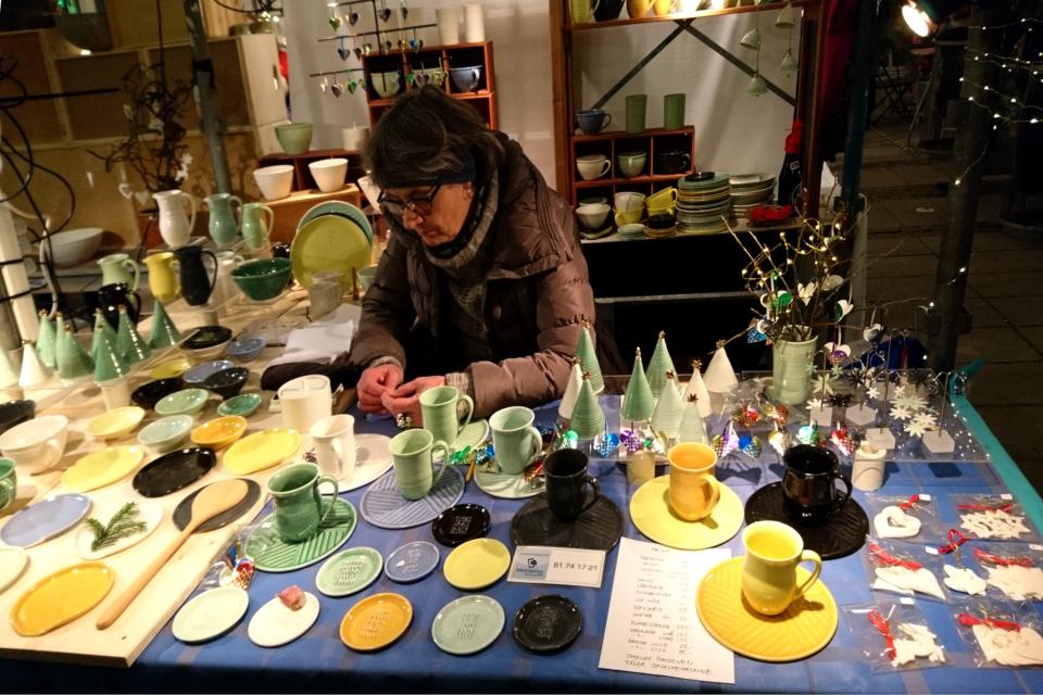 Традиционные керамические изделия и керамика современного дизайна